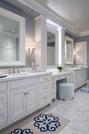White And Blue Bathroom Ideas by Top 25 Best Large Bathroom Interior Ideas On Pinterest Showers