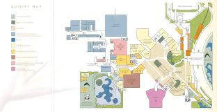 Hotels In Las Vegas Map by Mirage Las Vegas Map Mirage Hotel Map