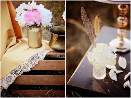 inspiration and ideas for a vintage style wedding rustic wedding