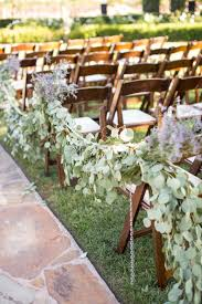 wedding garland 13 genius places to hang a wedding garland