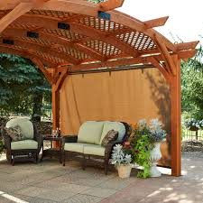 wood pergola pergola kit outdoor pergolas