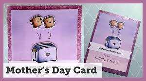 Diy Mother S Day Card by Lawn Fawn Mother U0027s Day Card Diy Using Love And Breakfast