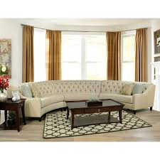 Curved Sectional Sofa Leather Curved Sectional Sofa Or Circular Sectional Sofas Apartment Size