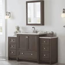 Home Depot Vanities For Bathroom Shop Bathroom Vanities Vanity Cabinets At The Home Depot With