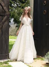 outdoor wedding dresses a line v neckline chiffon outdoor wedding dress outdoor wedding
