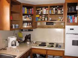 open kitchen cabinets with no doors unfinished kitchen cabinets without doors easyhometips org
