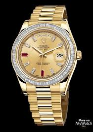 rolex day date ii oyster perpetual 218398 br 83218 yellow