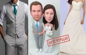 customized wedding cake toppers custom wedding cake toppers