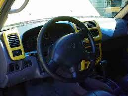 2004 Nissan Xterra Interior Sell Used 2001 Nissan Xterra Xe Yellow Custom Interior Excellent