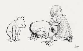 gems shepard u0027s original winnie pooh drawings