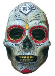 Day Of The Dead Mask Day Of The Dead Day Of The Dead Costumes U0026 Accessories