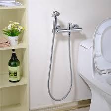 mixing valve for hand sink toilet mixer bidet sprayer faucet mixing valve with hose bracket