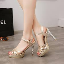 Wedding Shoes Sandals Summer Dinner Party Formal Dress Wedding Shoes Bridal Shoes