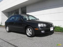 2001 hyundai elantra 2001 black hyundai elantra gt 18033790 gtcarlot com car