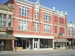 three story building fort ks three story brick building photo picture image