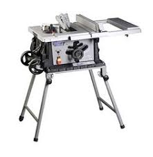 Folding Table Saw Stand Ridgid Zrr4513 15 Amp 10 In Portable Table Saw With Mobile Stand