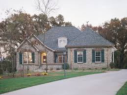 European Style Home Pebble Ridge Country French Plan 051d 0189 House Plans And More