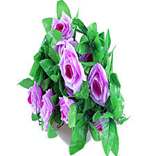 Decorative Flowers by Compare Prices On Hanging Decoration Artificial Flowers Online