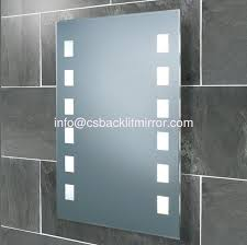 first class anti fog mirror bathroom illumination batroom lighted