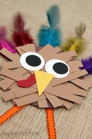 thanksgiving crafts for paper turkey fall back to