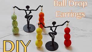 diy drop earrings diy drop earrings