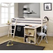 land of nod desk pirate cabin bed with desk u0026 tent noa u0026 nani