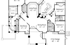 house plans with 3 master suites house plans with two master suites one story 24x36 loft modern 4