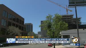 rent for new downtown san diego apartments to start at 500 per