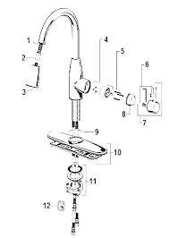 peerless kitchen faucet parts marvelous delta kitchen faucet parts diagram peerless kitchen