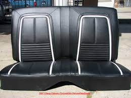 1970 camaro back seat on 1970 images tractor service and repair