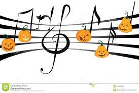 halloween rainbow disco music background stock photos image