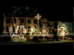 highland park texas christmas lights youtube