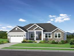 landon upscale utah rambler floor plan edge homes exterior