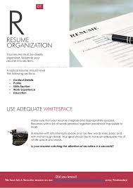 Resume 6 Seconds Secrets To Writing A Captivating Resume