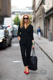 how to wear a jumpsuit how to s styling the jumpsuit kamdora