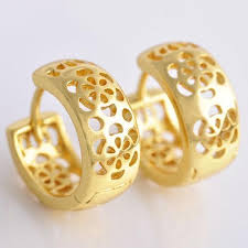 gold earings 10k gold earrings ebay
