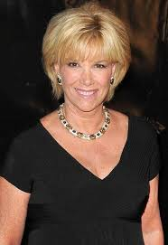 how to style hair like joan lunden former gma anchor joan lunden reveals she has breast cancer