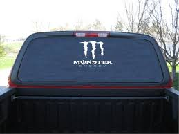 graphics monster energy rear window graphics www