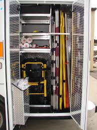international ambulance drivers side lexington county