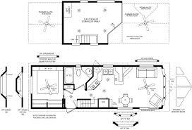 Breckenridge Park Model Floor Plans | 9024lt cavco park models