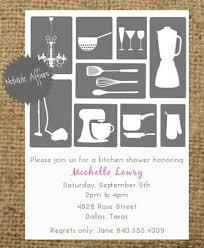 kitchen shower ideas 13 bridal shower invite ideas