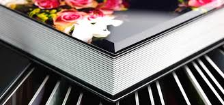 acrylic wedding album wedding albums premium photobooks from photo productions