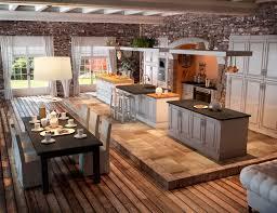 la cuisine traditionnelle aménagement de cuisine les é essentielles travaux com