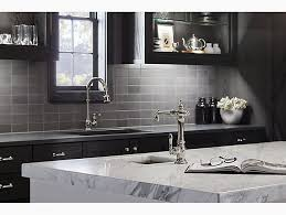 kitchen sink with faucet k 99260 artifacts pull kitchen sink faucet kohler