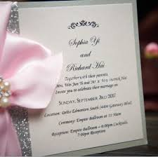 wedding invitations edmonton aliexpress buy rustic wedding invitations card with ribbon