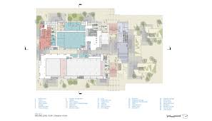 Juice Bar Floor Plan Som Kuwait University Student Activities And Athletic Facilities