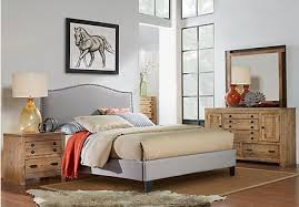 Transitional Bedroom Furniture by Asher Rustic Transitional Bedroom Furniture Collection