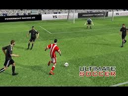 football soccer apk ultimate soccer football mod apk 1 1 4