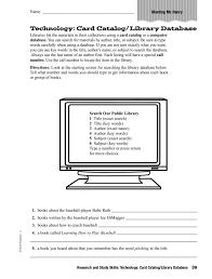 printables library skills worksheets ronleyba worksheets printables