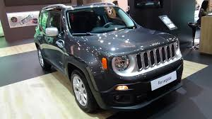 jeep renegade interior colors 2017 jeep renegade limited 1 6 multijet ii exterior and interior